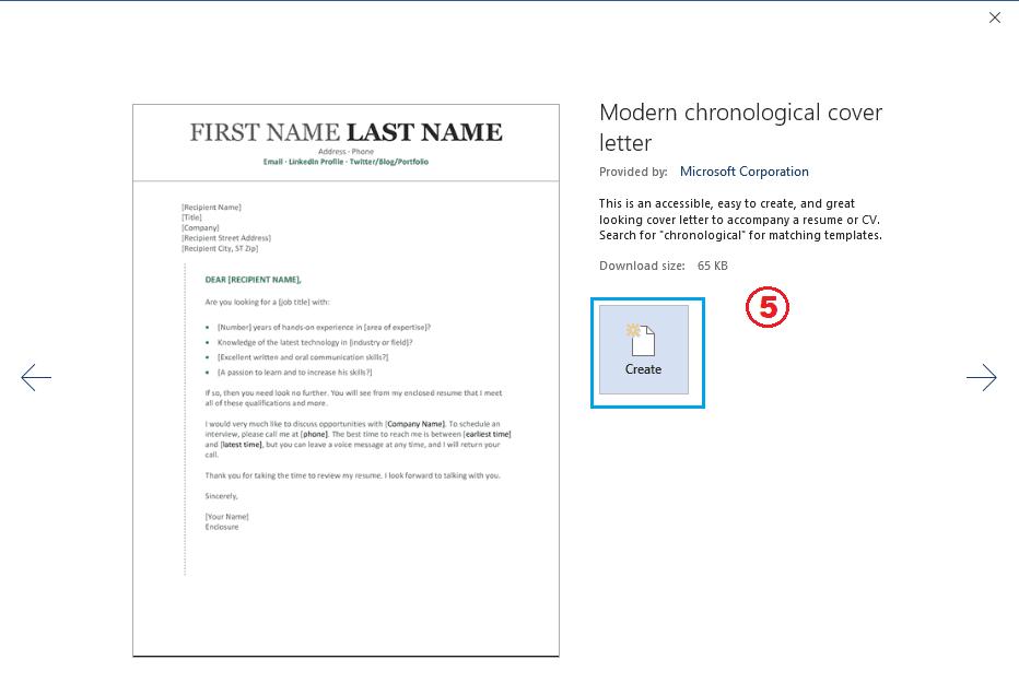 Cara Membuat KOP Surat di Microsoft Word dengan template