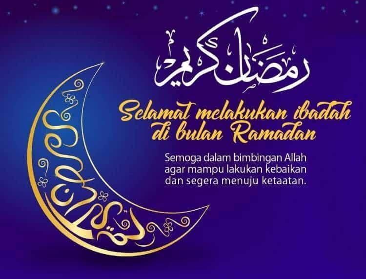 5. Pantun Menyambut Ramadhan