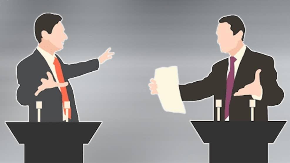 Contoh Teks Moderator