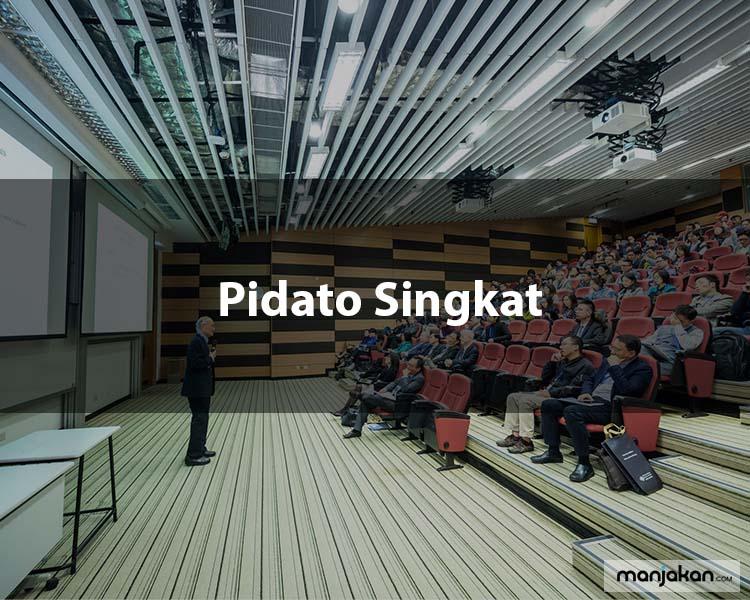 Pidato Singkat