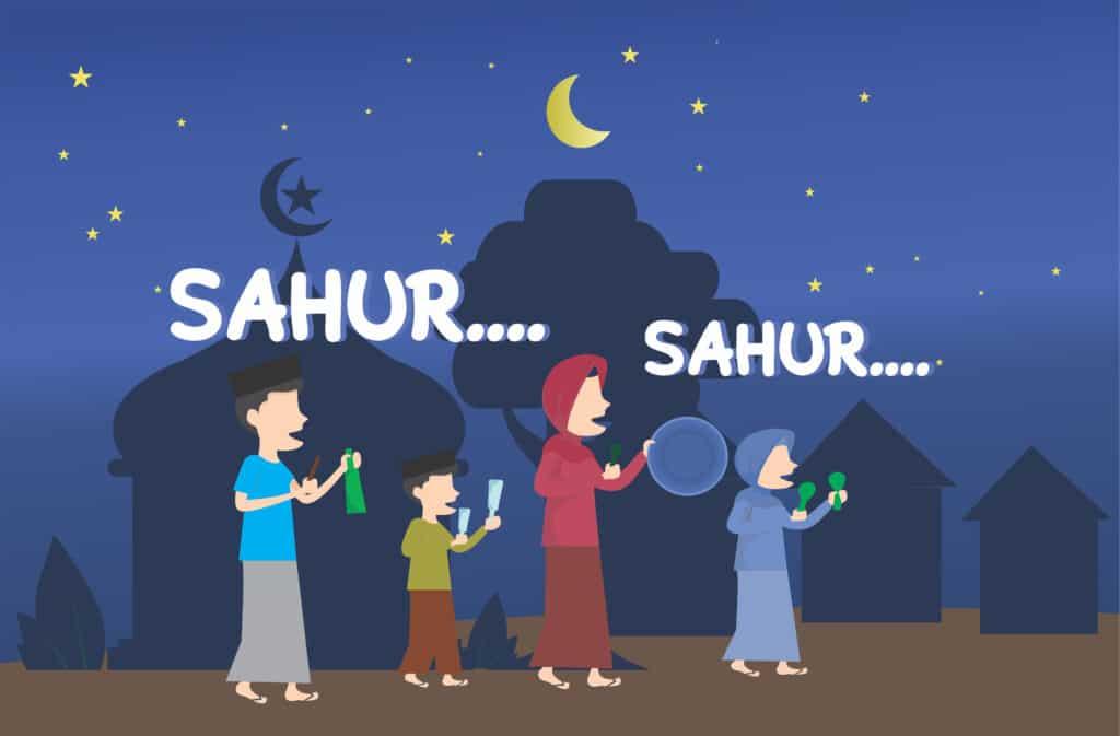 5. Pantun Ramadhan Lucu
