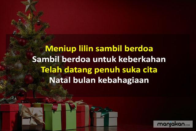 Pantun Menyambut Hari Natal