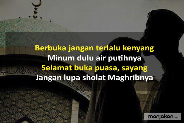 Pantun Ramadhan Romantis