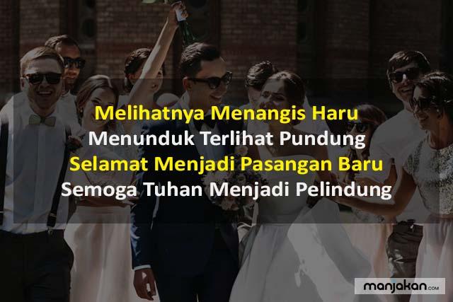 Pantun Pernikahan Agama
