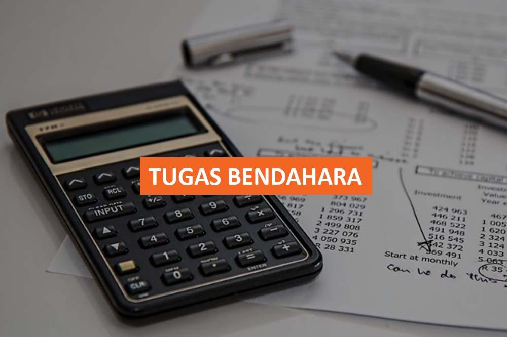 TUGAS BENDAHARA